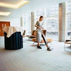 Как сохранить и поддержать чистоту в офисе?