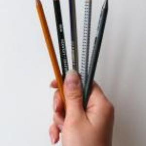 Простой карандаш:  что мы знаем о нем и как правильно его выбрать?