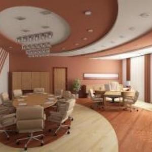 Офисное кресло - рабочее место менеджера