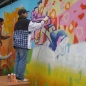 Удаление граффити - теперь это просто