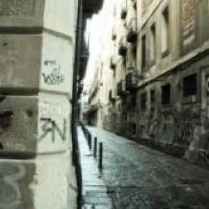 Антиграффити или защита от граффити фасада здания