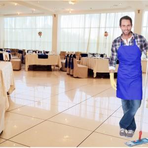 Ждём инспектора чистоты в ресторане