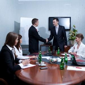 Подготовка помещения для совещаний, конференций, деловых переговоров