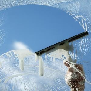 Профессиональные средства для мытья стекол