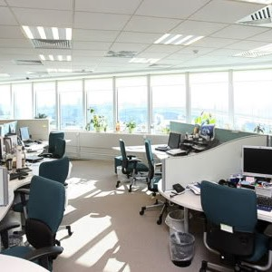 Обеспечиваем всем необходимым новый офис