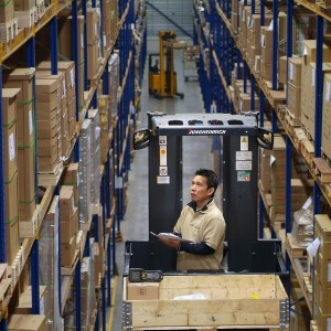 Як правильно розміщувати товарні запаси на складі