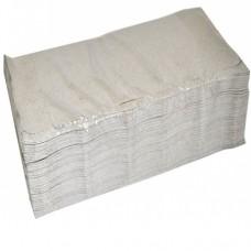 Купить Полотенца бумажные макулатурные серые V-сложен.(230*250мм/160шт)1-о слойн Альбатрос по низким ценам