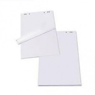 Купить Блок бумаги для флипчарта, 64х90 нелинованный ( 20л), 8090-A по низким ценам
