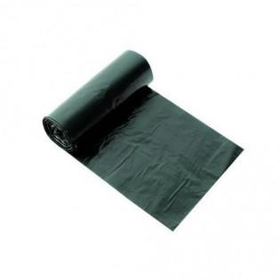 Купить Пакет для мусора 120л/10шт (70*110) 22 мкм черный  по низким ценам