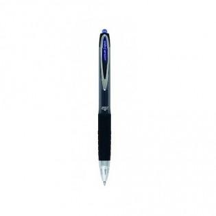 Купить Ручка гелевая автомат. (0.7) синяя с гриппом Signo 207 UMN-207.Blue по низким ценам