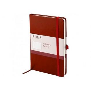 Купить Блокнот  А5 96л # т/о, с резинкой красный Partner Lux 8202-06-А по низким ценам