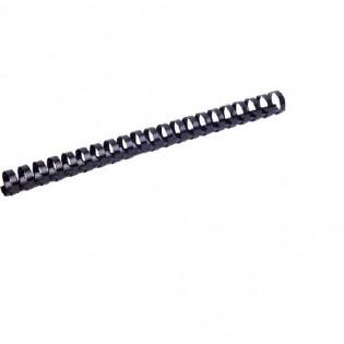 Купить Пружина d16мм (120л/100шт) пластик черная 2916-01-a по низким ценам