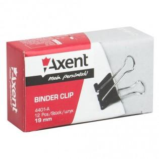 Купить Биндер 19мм (1шт) черный 4401-А по низким ценам