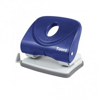 Купить Дырокол с линейкой (30л) пластик. синий  Welle-2, 3830-02-А по низким ценам