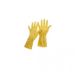 Купить Рукавички универсальные желтые (XL) упак по низким ценам