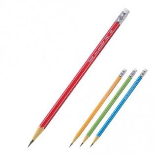 Купить Карандаш графит. НВ с ластиком 9001/100-А  по низким ценам