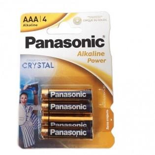 Купить Батарейка LR03 PANASONIC щелочная  минипальчиковая  по низким ценам