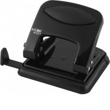 Купить Дырокол с линейкой (30л) метал, черный BM.4031-01. по низким ценам