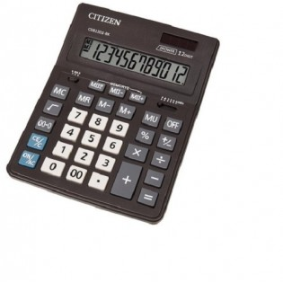Купить Калькулятор 12 разр. бухгалтерский CDB1201-BK (155х205x35) по низким ценам
