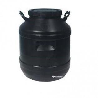 Купить Фляга (50л) пластик, вторичное сырье, черная (Ф5-50 Х) по низким ценам