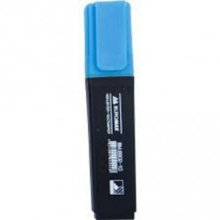 Купить Маркер текст. клиновидный (2-4мм) синий BM.8902-02 по низким ценам