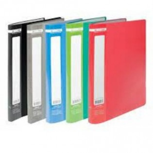 Купить Папка пласт. А4/10 с файлами MIX BM.3600-99 по низким ценам