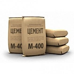Купить Цемент М-400 25кг по низким ценам