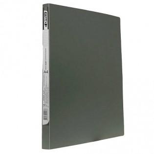 Купить Папка пласт. А4 (CLIP B) с прижимом , с карманом MIX  4-221 по низким ценам