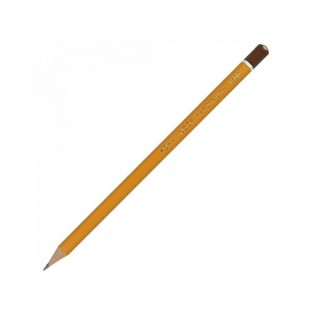 Купить Карандаш графит. 4В без ластика1500 по низким ценам