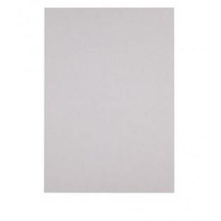 Купить Обложка для биндера А3, 230мкм (100шт/уп) картон, белая под кожу  по низким ценам