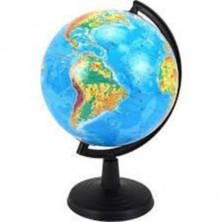 Купить Глобус 220мм физический по низким ценам