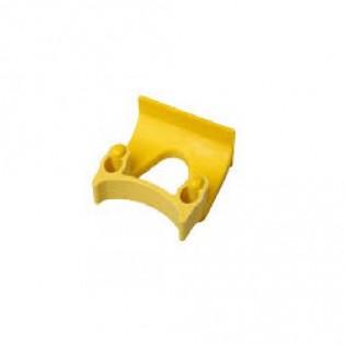 Купить Держатель для щеток 22-32мм желтый 15150-4  по низким ценам