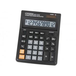 Купить Калькулятор 12 разр. бухгалтерский SDC-444S (153х199x31)  по низким ценам