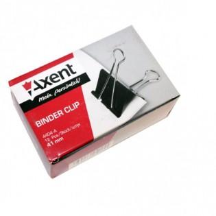 Купить Биндер 41мм (1шт) черный 4404-А по низким ценам