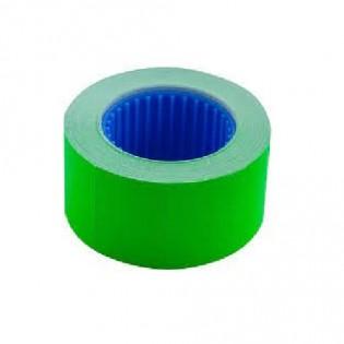 Купить Лента-ценник 26х16 (375шт/6м) прямоугольный, зеленый BM.282103-04 по низким ценам
