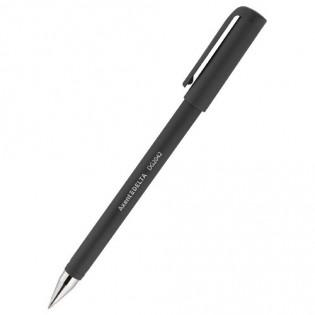 Купить Ручка гелевая (0,7) черная DG 2042-01 по низким ценам