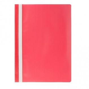 Купить Скоросшиватель А4 пластик.  красный BM.3313-05 по низким ценам