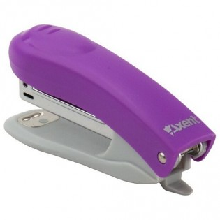 Купить Степлер №10 (12л) пласт. фиолетовый 4813-11-а по низким ценам