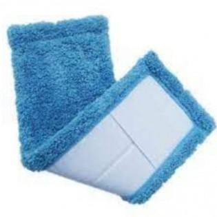 Купить Моп (42см*13) с карманами, микрофибра, синий EF1902blue по низким ценам