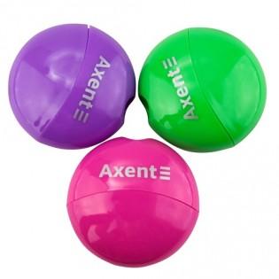 Купить Точилка пластик. с контейнером MIX Ax1154-A по низким ценам