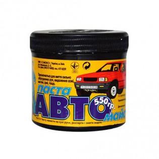 Купить Паста (550 мл) для мытья рук Автомастер по низким ценам