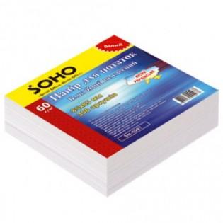 Купить Бумага для заметок, белая, клееная (85х85/400л) FR-1212 по низким ценам