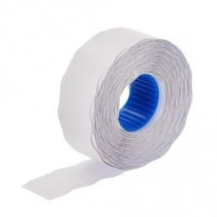 Купить Лента для этикетпистолета 21х12 (1000шт/12м) белая по низким ценам