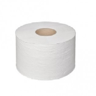 Купить Туалетная бумага, целлюлозная, белая (91мм/13,5м) 2-х слойн. (4шт) Paper Next по низким ценам