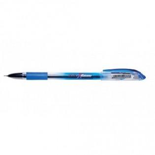 Купить Ручка гелевая (0,6) синяя с гриппом X-TEN  WIN по низким ценам