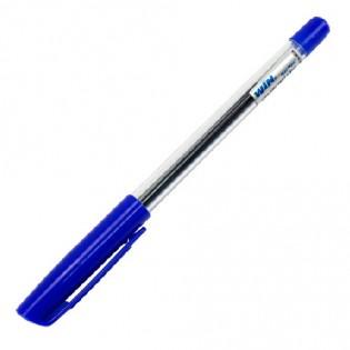Купить Ручка гелевая (0,6) синяя FLOWER  WIN  по низким ценам