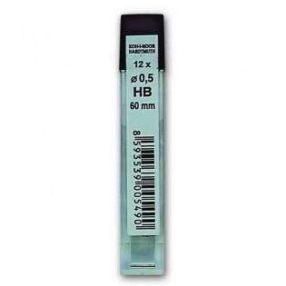 Купить Стержень графитовый 0,5 НВ (12шт) 4152/HB по низким ценам