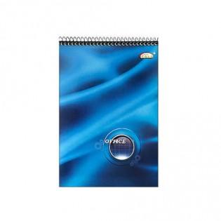 Купить Блокнот  А5 80л # м/о, верхняя спираль СБВ-12 по низким ценам