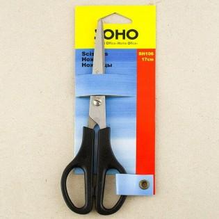 Купить Ножницы 16,5см пластик. ручками 4238 по низким ценам