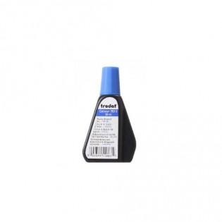 Купить Краска штемпельная (28мл) синяя TR7011  по низким ценам